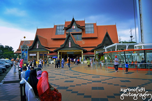 Taming Sari, Malacca