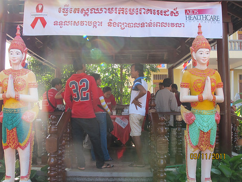 Cambodia WAD Testing 4