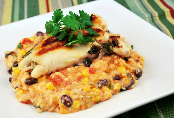Chicken Tex-Mex Casserole
