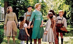 Maria & the Von Trapp children