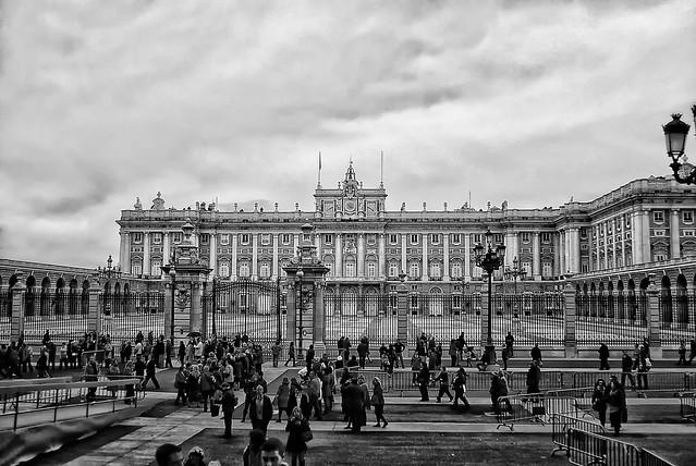 Ajetreo en palacio-