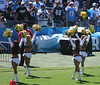 Charger Girls-007 (tolousse59) Tags: california girls sexy football pom high cheerleaders dancers legs sandiego boots kick nfl briefs cheer cheerleading miniskirt chargers pons spankies