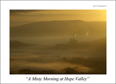 """""""A Misty Morning at Hope Valley"""" (awhyu) Tags: mist fog canon landscape hope factory district cement peak valley 7d inversion tor mam 24105"""
