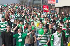 Rangers* vs Celtic (vagelisgeo) Tags: ireland irish scotland football scottish celtic spl hoops hailhail