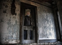 The April Fool (siskokid) Tags: house abandoned wisconsin clown haunted deserted wausau aprilfool marathoncounty campphillipsroad