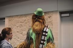 Irish Chewie (GoofyGoof) Tags: irish starwars costume cosplay wookie chewbacca stpats 2012 wondercon