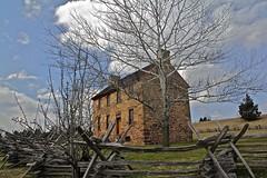 Manassas Battlefield Ghosts Img 1327 Sumofan33 Tags House Stone va Manassas Battlefield