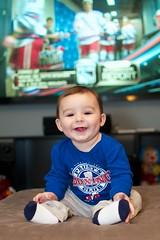 #NYR (FrankGuido) Tags: new york boy baby newyork cute club nikon boxing nikkor rangers babyboy newyorkrangers d300 boxingclub prust nyr brandonprust afsdxnikkor35mmf18g webleedblue webleedbluecom