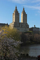The San Remo, New York City (watersling) Tags: park newyork apartment fredericklawolmsted emeryroth stalinistarchitecture