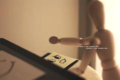 The New iPad [6/?] ( SUMAYAH ) Tags: wood man canon eos 550d