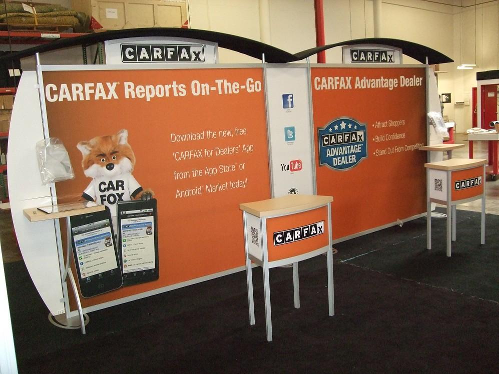 Car Fax - Sacagawea Display