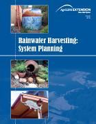 Rainwater harvesting manual wins ASABE award
