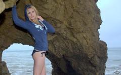 Swimsuit Bikini Model Goddess (45SURF Hero's Odyssey Mythology Landscapes & Godde) Tags: ocean sea hot beach beautiful pretty pacific modeling models cave swimsuits bikinis