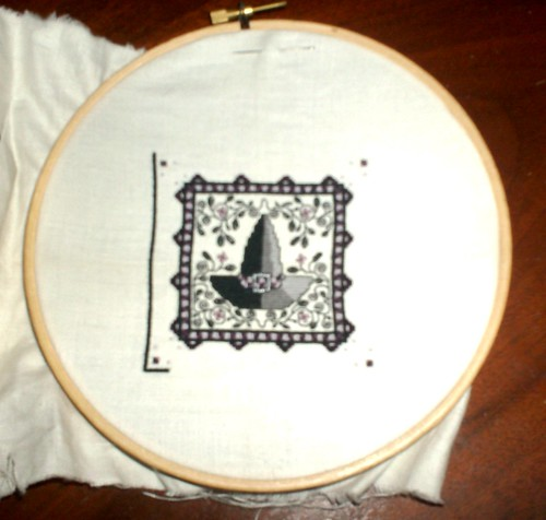 Witchwork Petit Point