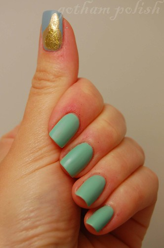 Statue of Liberty Nails 2