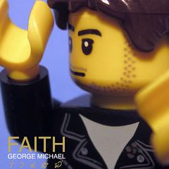 George Michael - Faith by pixbymaia