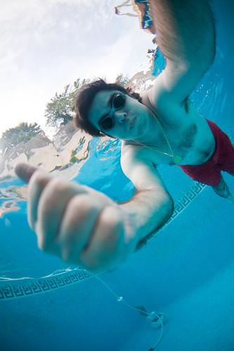 Autofoto pasada per aigua 2 by Jordi Mora