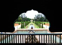King's view... (deepans = Sandeep) Tags: garden view palace bagh srirangapatna tippusultan dariyadaulatbagh