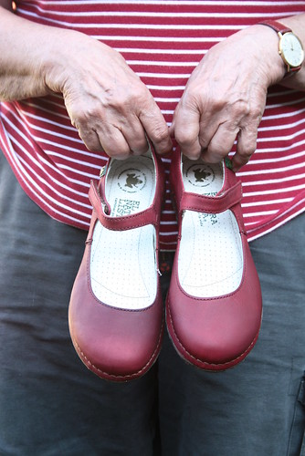 july 28, 2011 - red shoes