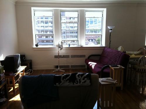 New Apt: Living Room