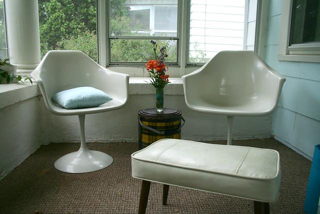 Saarinen Style Chairs