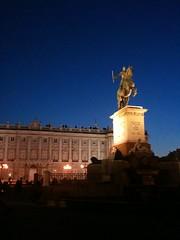 El cielo de Madrid a las 11 de la noche en verano