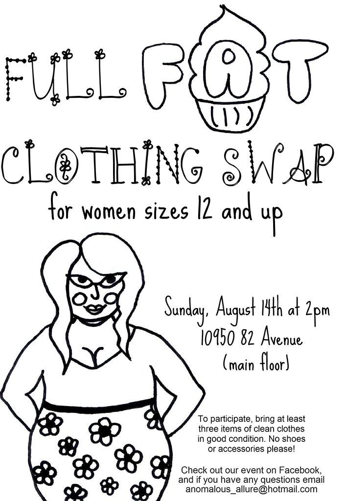Full fat Clothing Swap