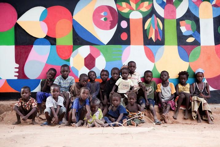 Children of Gambia