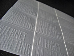 Tim Shea Letterpress Cards