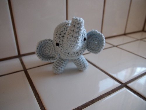 Elliot the Elephant