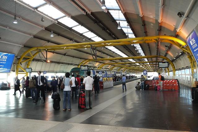 Fiumicino Aeroporto 菲烏米奇諾機場車站