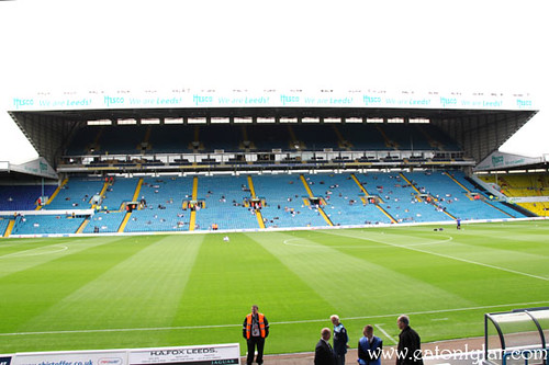 Elland Road, Leeds United