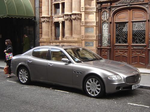 2004 Maserati Quattroporte A Photo On Flickriver