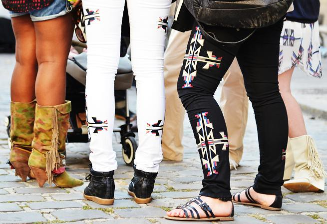 Tommy Ton style.com Fashion Week Marant FW11