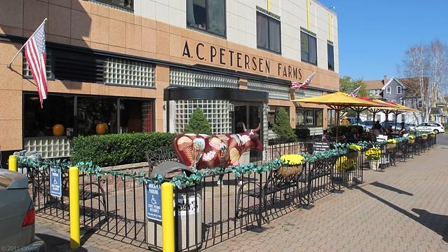 A.C. Petersen Farms exterior