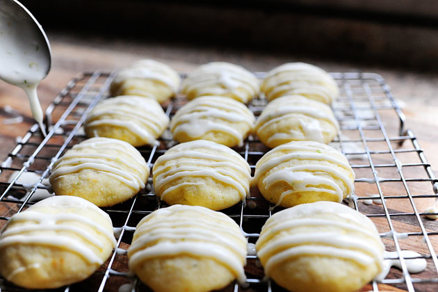 Citrus Butter Cookies | The Pioneer Woman Cooks | Ree Drummond