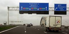 A2-8 (European Roads) Tags: netherlands motorway freeway nl a2 2x4 nieuwegein vianen everdingen autosnelweg oudenrijn verbreding