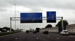 A2-1 (European Roads) Tags: netherlands motorway freeway nl a2 2x4 nieuwegein vianen everdingen autosnelweg oudenrijn verbreding