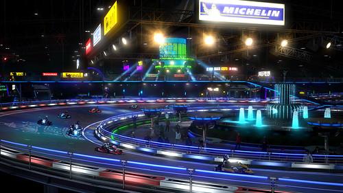 Gran Turismo 5 DLC: Kart_Space