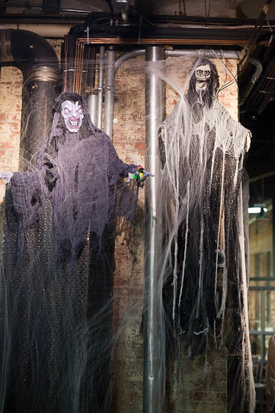 Two Ghouls at Chelsea Market