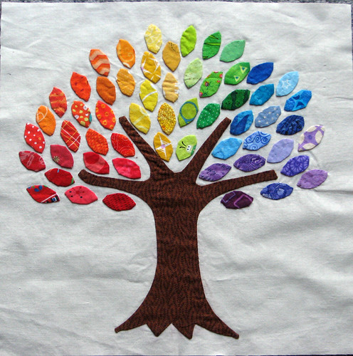 Raiinbow Tree