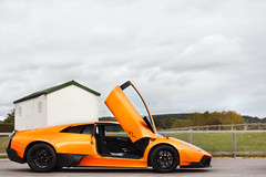 Welcoming. (Alex Penfold) Tags: auto door camera orange cars alex sports car sport mobile canon photography eos photo cool flickr track day open image awesome flash picture super spot exotic photograph lp spotted hyper lamborghini supercar goodwood sv spotting exotica sportscar sportscars supercars murcielago 670 lambo penfold spotter 2011 saywell hypercar 60d hypercars lp6704 lp670 alexpenfold murcri
