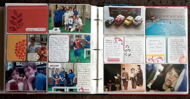 Project Life:365 Album June 25
