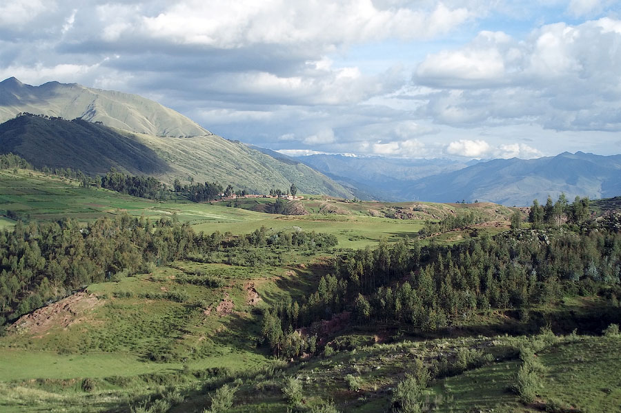 Пука-пукара.Священная долина инков, Перу © Kartzon Dream - авторские путешествия