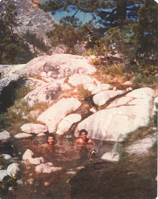 Dad's Old Backpacking Trips
