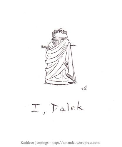 I, Dalek