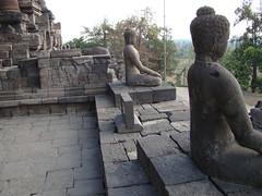 Borobudur ~ Java
