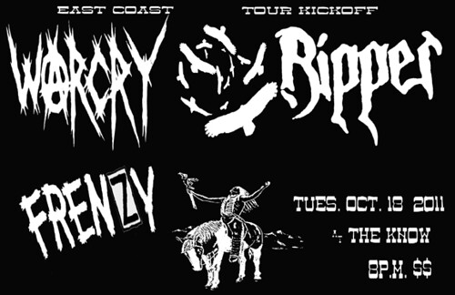 10/18 Warcry/Ripper/Frenzy