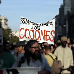 Spanish Revolution (Ametxa) Tags: madrid people spain angry spanishrevolution