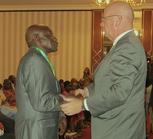 The American Ambassador and Ramazani of TL2
